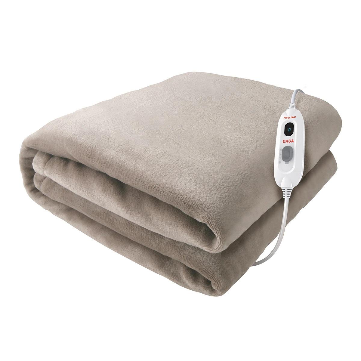 DAGA Manta eléctrica de sofá doble Daga Softy Plus  softy-plus/