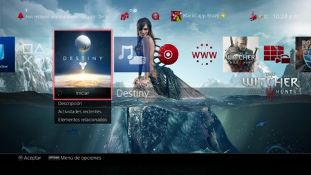 The Witcher 3 Tema Ps4 2