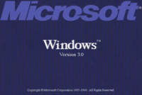¡Feliz 25 aniversario, Windows 3.0!