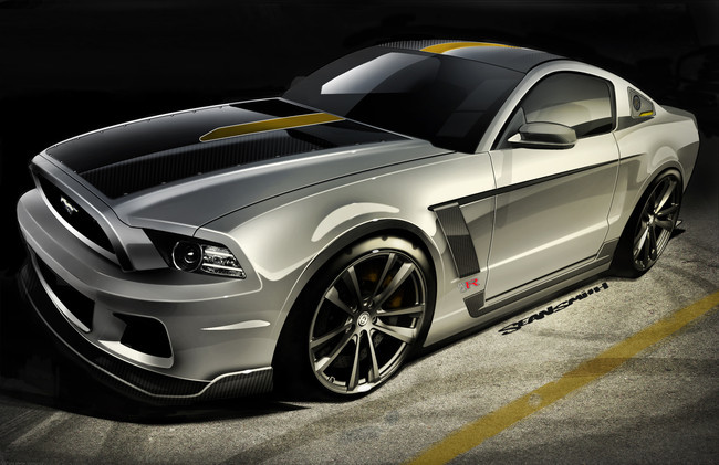 Ford Mustang GT preparado por Ring Brothers