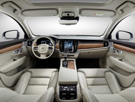 Nuevo Volvo S90 6