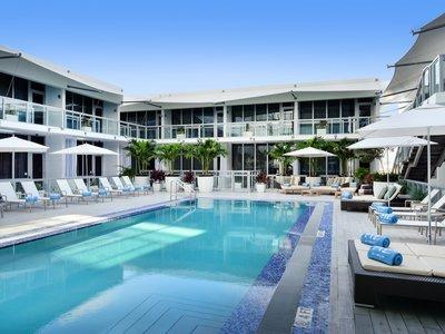 Me Miami, un hotel de moda para este destino ideal de vacaciones con playa, diseño y arte