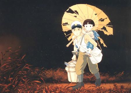 Animación | 'La tumba de las luciérnagas', de Isao Takahata