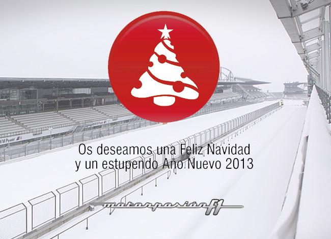 Felicitación Navidad Año Nuevo 2013