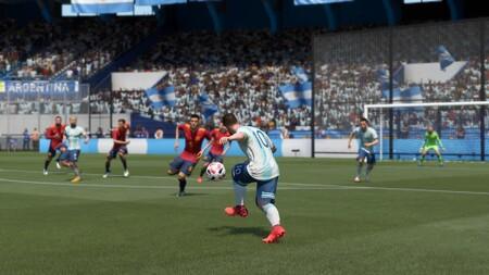 Fifa 21 Match Day En Dir En Los Menus 7