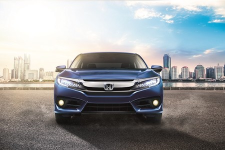 Honda Civic 2018 Precios Versiones Y Equipamiento En Mexico