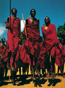 Gordo, o masai, cuestión de estilo