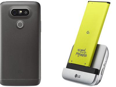 La aventura modular del LG G5 tendrá un único episodio, el LG G6 será otra vez un teléfono integral