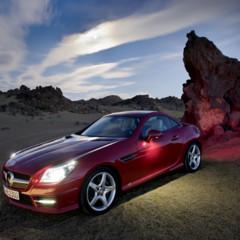 Foto 22 de 36 de la galería mercedes-benz-slk-roadster-2011 en Motorpasión