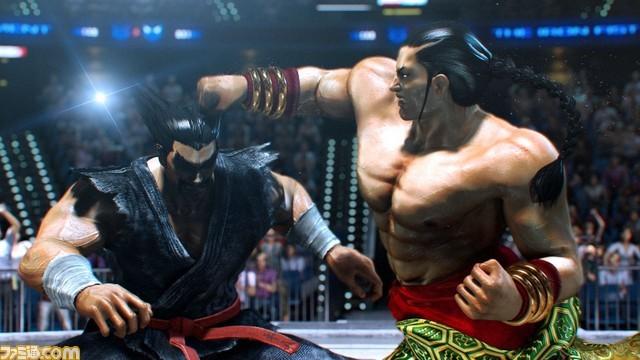 Foto de 170111 - Tekken Tag Tournament 2 (21/45)