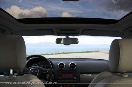 Audi A3 Sportback 1.4 TFSI, prueba (equipamiento, valoración y ficha técnica)