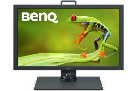 BenQ presenta la nueva versión de su monitor más popular para fotógrafos: BenQ SW271C