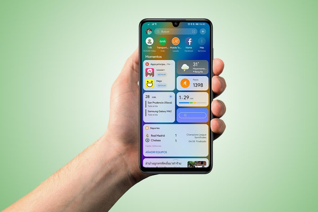 Huawei Assistant se renueva: esto es todo lo que puedas hacer con el