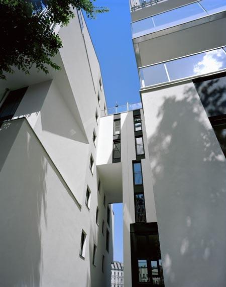 Foto de Apartamentos de diseño en Viena (8/14)