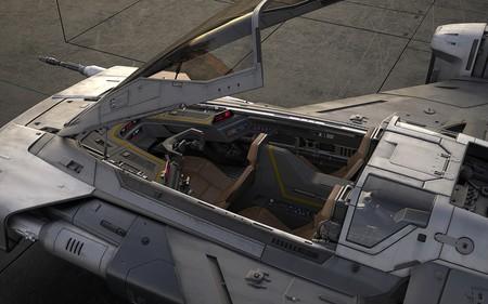 Porsche Tri Wing S 91x Pegasus Starfighter 001