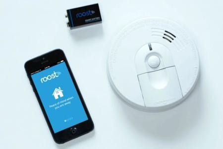 Una pila bastará para convertir tu detector de fuego de casa en uno avanzado