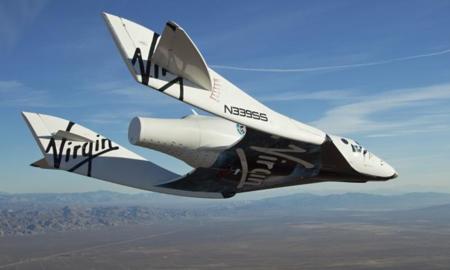 Virgin retomará las pruebas de sus vuelos comerciales al espacio en breve