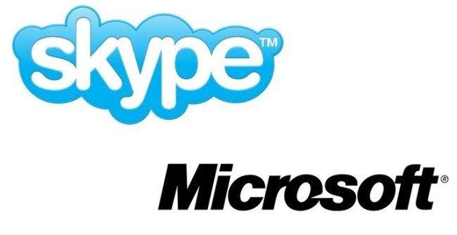 Skype y Microsoft