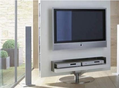 Televisión y espacio de trabajo