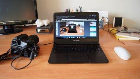 Reto nº12 para el Motorola Atrix - el Atrix como ordenador - editar fotos
