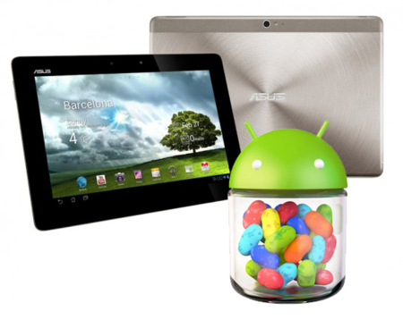 asus transformer jelly bean