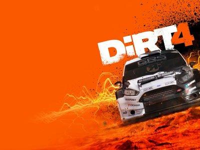Codemasters ha anunciado oficialmente DiRT 4: las carreras todoterreno llegarán el 9 de junio