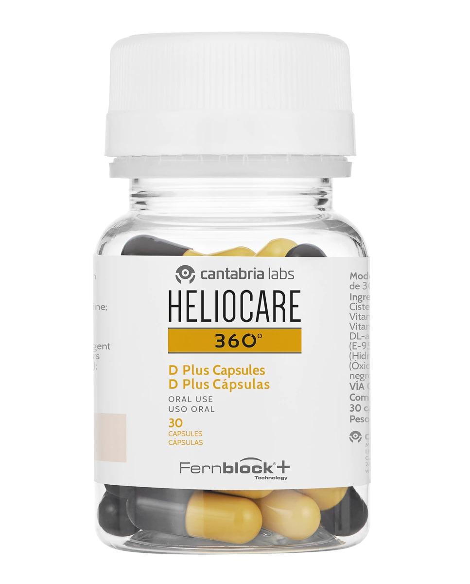 0 Cápsulas Heliocare 360 D Plus Heliocare