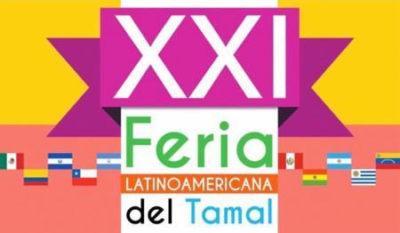 La XXI Feria Latinoamericana del Tamal te espera todos los domingos de Noviembre