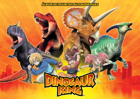 Album Dinosaur King