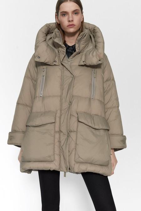 Abrigo Acolchado Sorona Zara 05