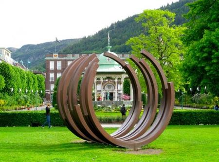Parque en Bergen