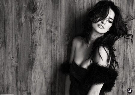 Penelope Cruz, todas las imagenes para Mango otoño-invierno 2008/2009