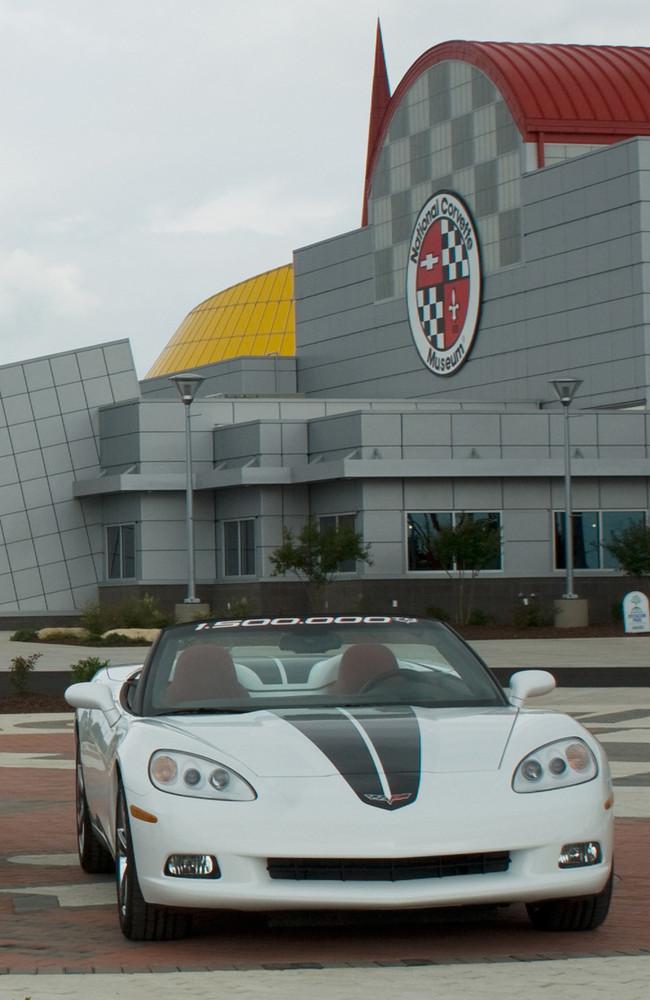Foto de 1,5 millones de unidades del Chevrolet Corvette (2/3)