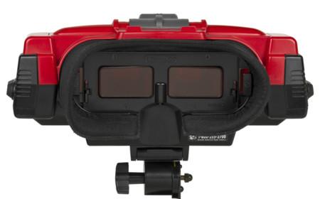 Virtual Boy Eyes