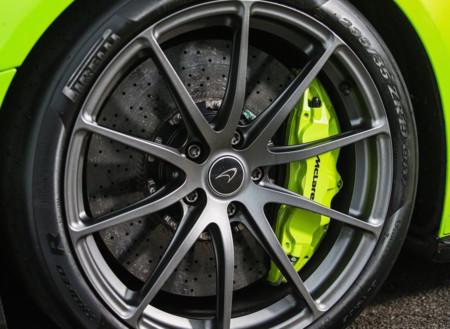 McLaren te dice en que se parecerán los rines de sus autos a las raíces de los árboles