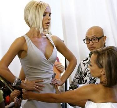 Vicky Beckham, estrella invitada de Ugly Betty