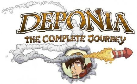 Deponia The Complete Journey por menos de 80 pesos