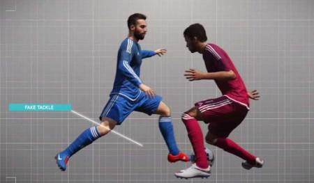 FIFA 16 nos muestra los cambios en las diferentes posiciones del campo