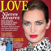 Nieves Álvarez y su soltería