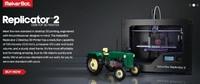 La nueva generación de impresoras 3D llega de la mano de MakerBot