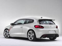 Volkswagen Scirocco Studie R, del circuito a la calle
