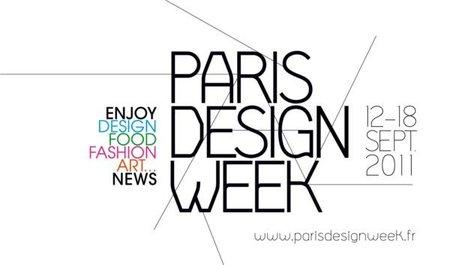 Nace la Paris Design Week del 12 al 18 de septiembre 2011