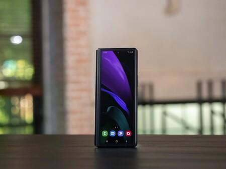 Samsung Galaxy Z Fold 2 Mexico Lanzamiento Precio
