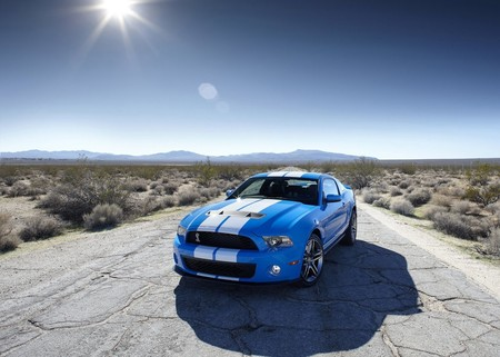 Ford Mustang Shelby Gt500 2010 1024 04