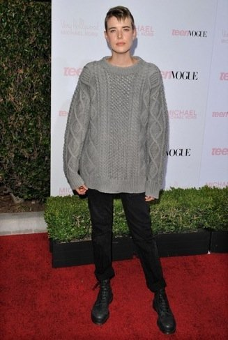 Fiesta Teen Vogue Agyness Deyn