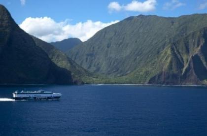 Crónica de un viaje en el Superferry de Hawaii