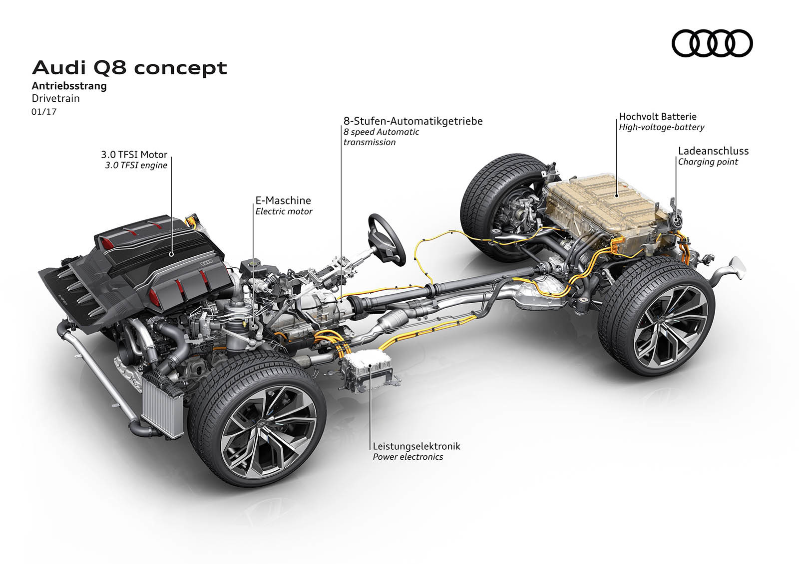 Foto de Audi Q8 Concept (9/39)