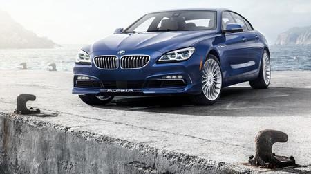 BMW Alpina B6 xDrive Gran Coupé