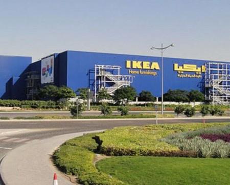 La Planta De Ikea En Casablanc