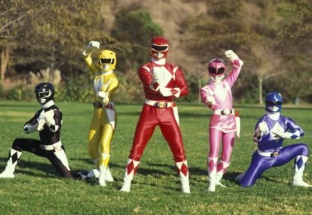 'Power Rangers': éstos son los protagonistas de la nueva película